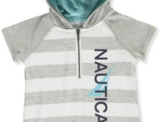 Nautica Hooded Romper