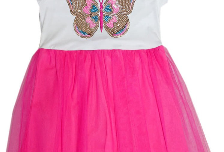 Butterfly Tutu Dress (kbw)