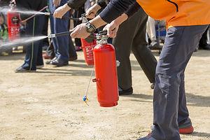 shutterstock_684219532 - Fire Extinguish