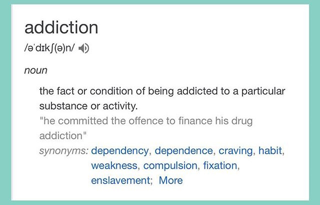 Addiction Legacy