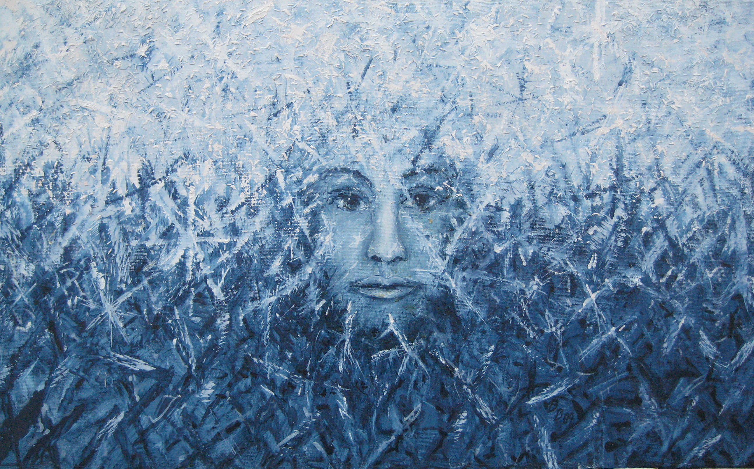Brigitte Beer - Winter