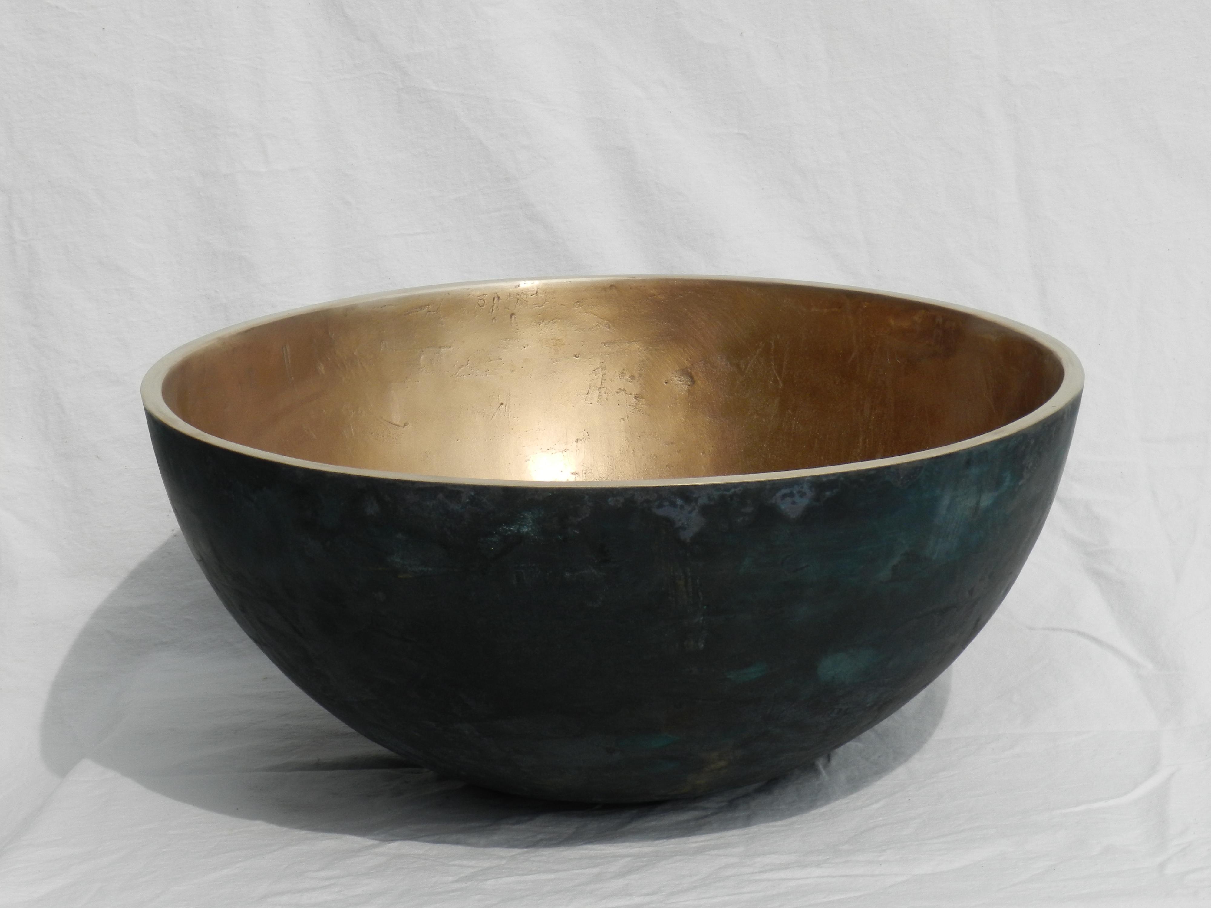 25 Bronzeschale II