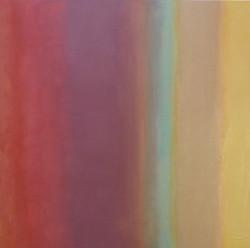 Farbräume1, 2017, Acryl, Leinwand, 80x80