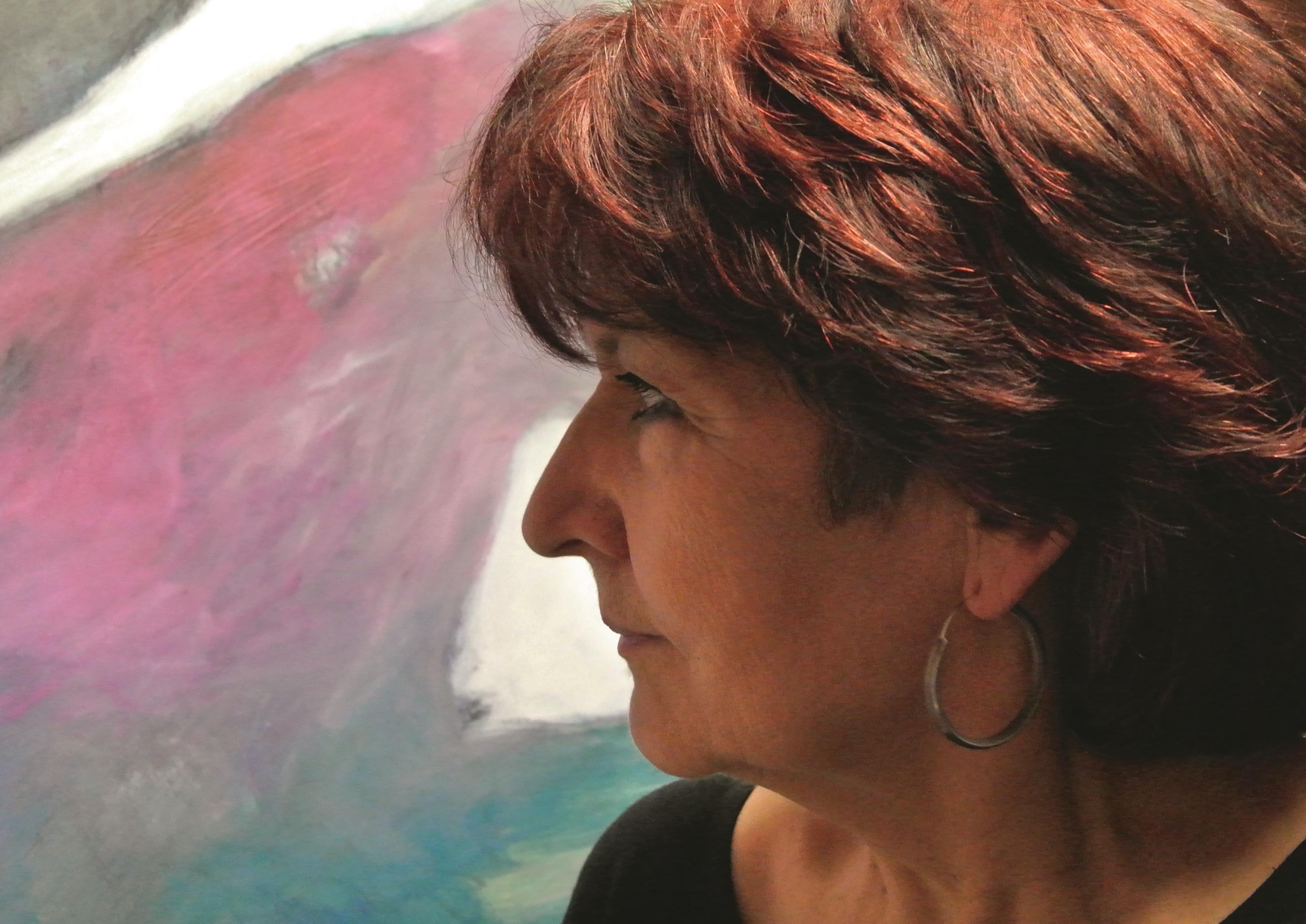 Portrait Constanze R.-Stark