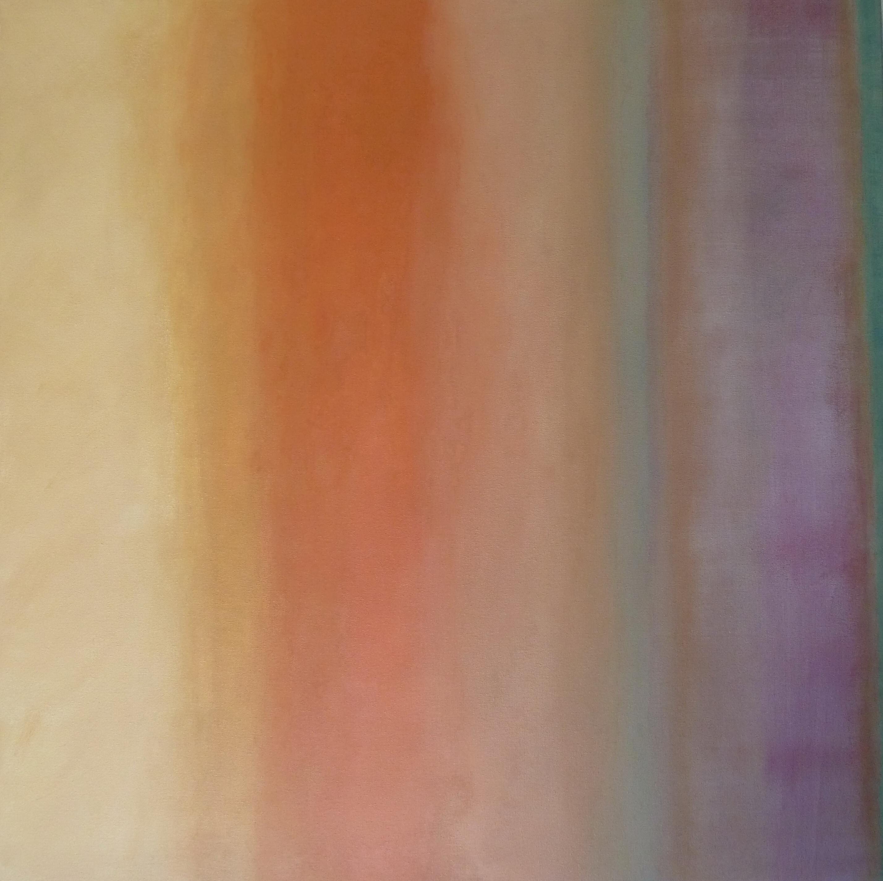 Farbräume2, 2017, Acryl, Leinwand, 80x80