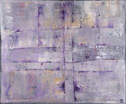 Petra Hedwig ohne Titel No. 61 120x100 cm Acryl auf Leinwand