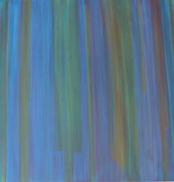 B-Rhythmus4a, 2020, Acryl, Leinwand 60x6