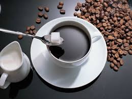 ADDING SUGAR TO YOUR COFFEE CHANGES THE PROPERTIES OF CAFFEINE