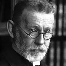 100 YEARS FROM PAUL EHRLICH'S DEATH