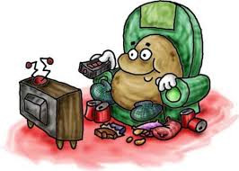 AM I A COUCH POTATO? IT IS NOT MY FAULT, I AM GENETICALLY PREDISPOSED