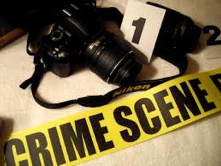CHEMISTRY ON THE CRIME SCENE