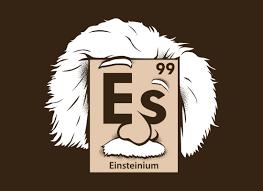 ELEMENT OF THE MONTH - AUGUST 2015: EINSTENIUM