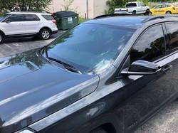 precision tint automotive window tinting kansas city windshield tint
