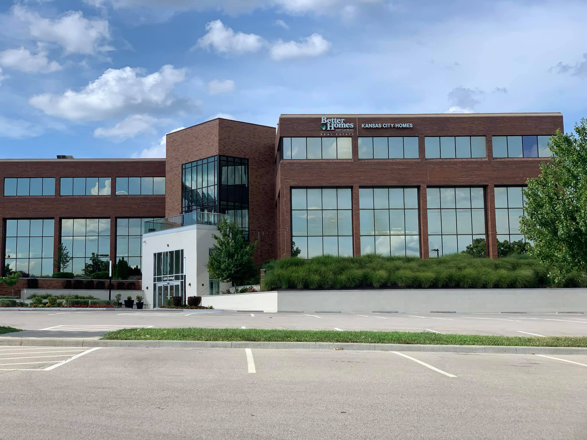 precision tint kansas city commercial window tinting building