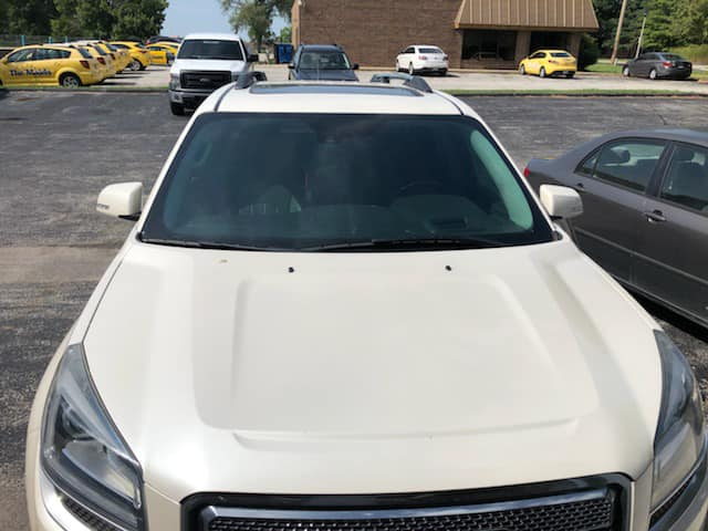 precision tint automotive window tinting kansas city windshield tint