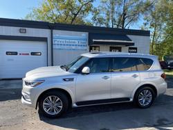 precision tint automotive window tinting kansas city SUV