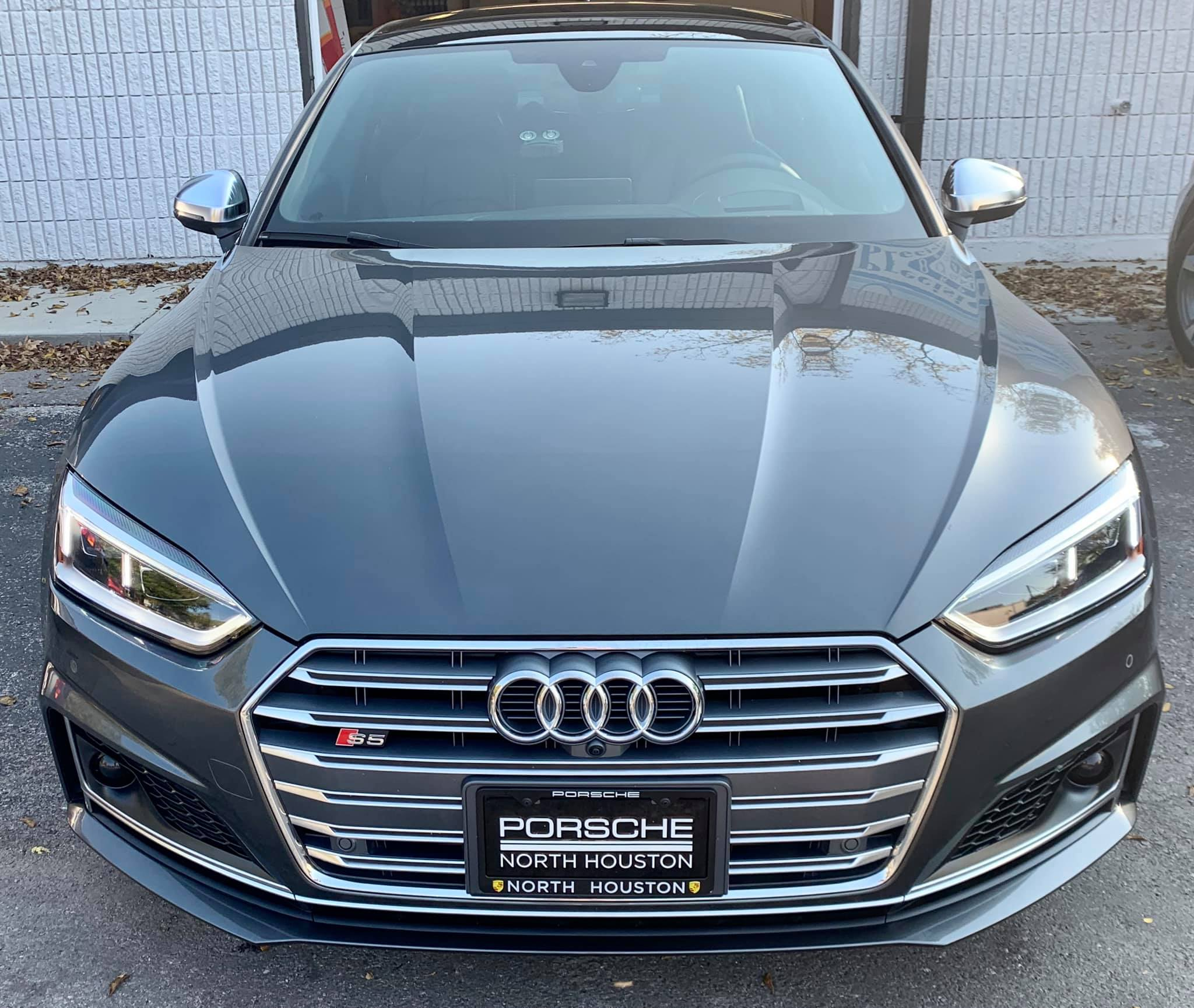 audi automtotive paint protection film kansas city
