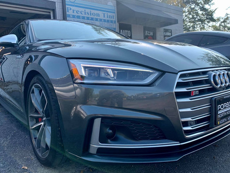 Protect your investment with Paint Protection Film