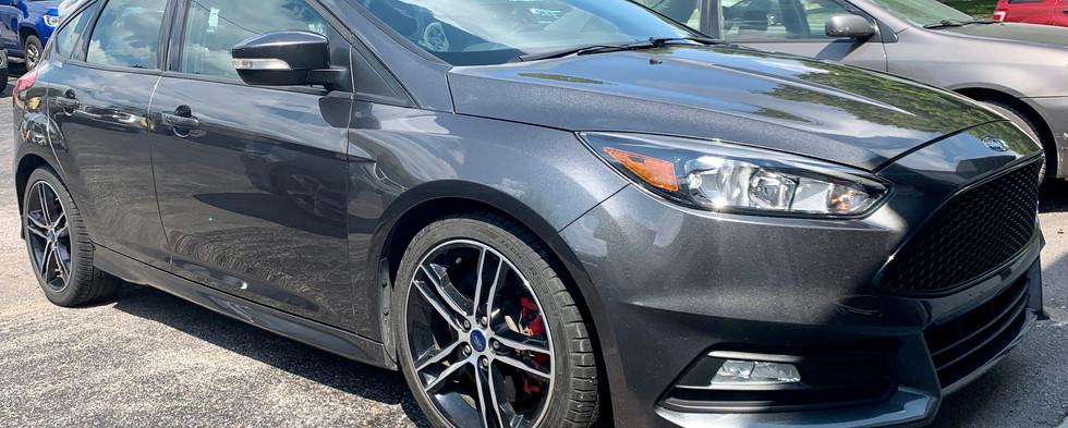 ceramic coating ford focus