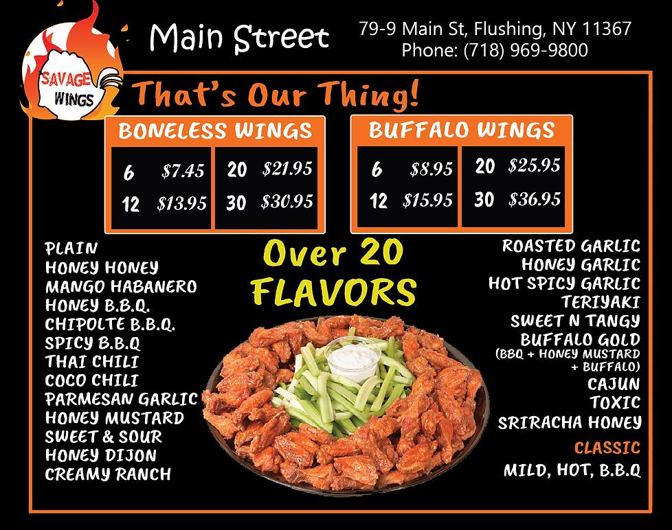 Savage Wings Main Street Menu.png