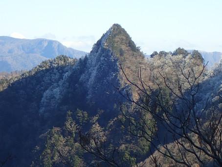 [公募プラン]大峰の尖峰・鉄山