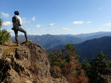 [公募プラン]大峰の隠れた名峰・百合ヶ岳と琵琶の滝