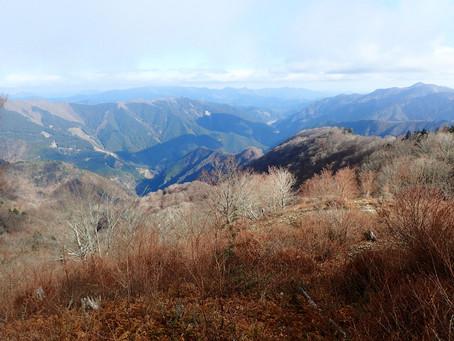 [公募プラン]台高山脈最深部・池木屋山