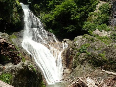 [公募プラン]大峰・山上参りの古道を歩く・琵琶の滝~中の滝