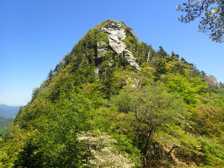 [公募プラン]大峰の鋭峰2座 釈迦ヶ岳&大日岳