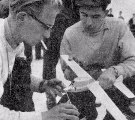 Peter Scott; The Early days of Northwick Park RC Model Flying Club