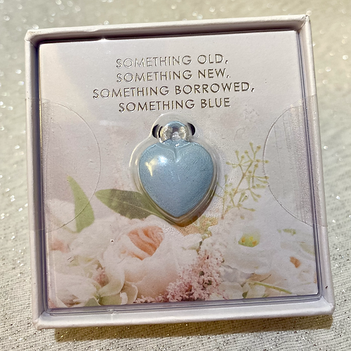 Something 'Blue' Lucky Charm