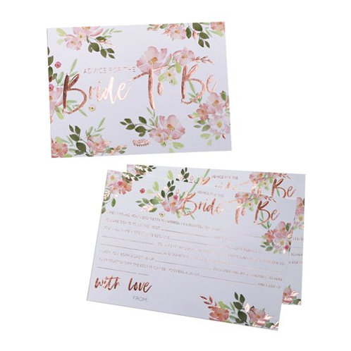 Advise to the bride  (Pack of 10)