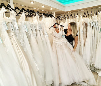 Sussex Wedding Dresses, Hailsham, Eastbourne, Tying The Knot Bridal Boutique