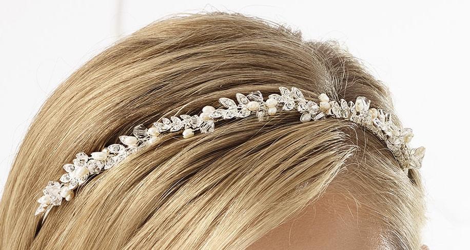 d36 Pearl & Sparkle Hairband