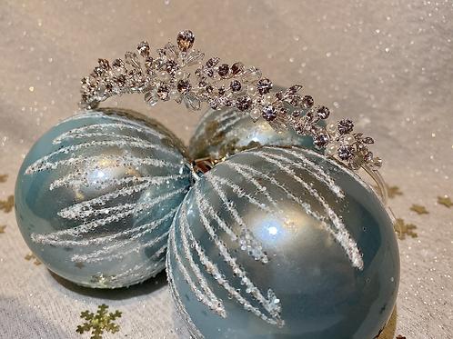 Pearl, Diamanté & Crystal Tiara