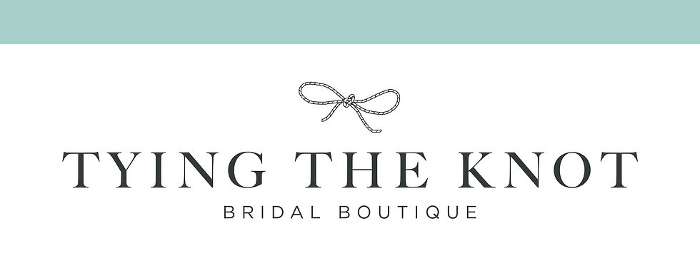 Tying the knot bridal wedding dress shop eastbourne hailsham