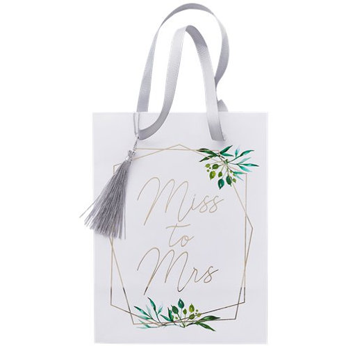 Miss To Mrs Hen Party Gift Bags - Pack of 5