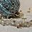Thumbnail: Pearl & Crystal Veil Clip