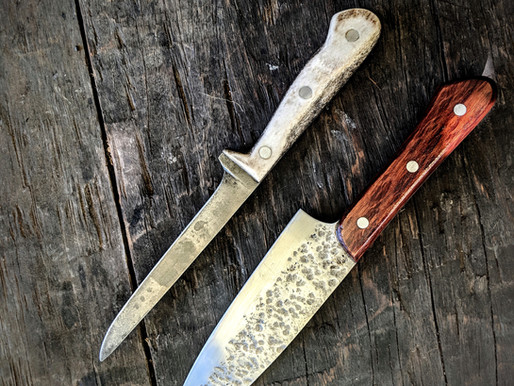 Knives – go east