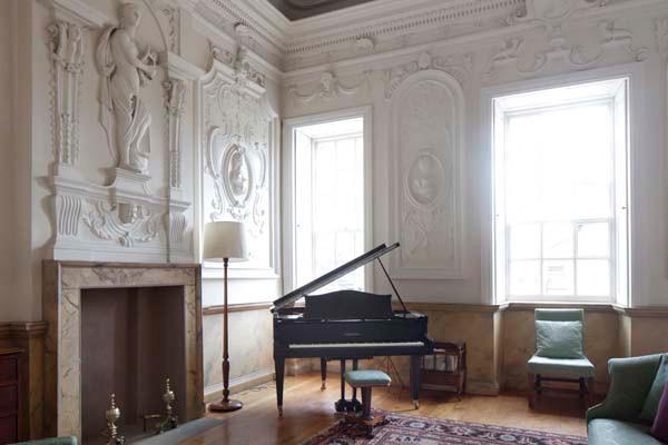 Lancaster Music Room