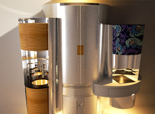 Next-generation kitchens: a process of smartening up