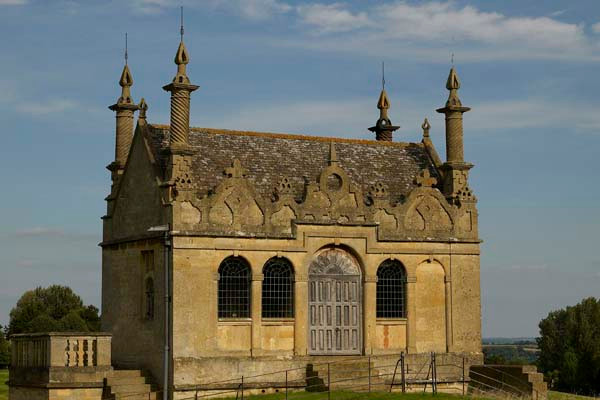 Chipping Camden's East Banqueting House