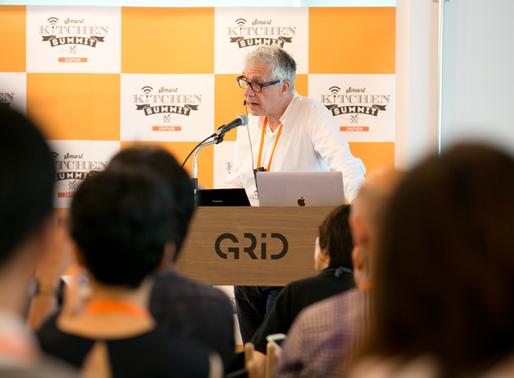 Smart Kitchen Summit in Tokyo