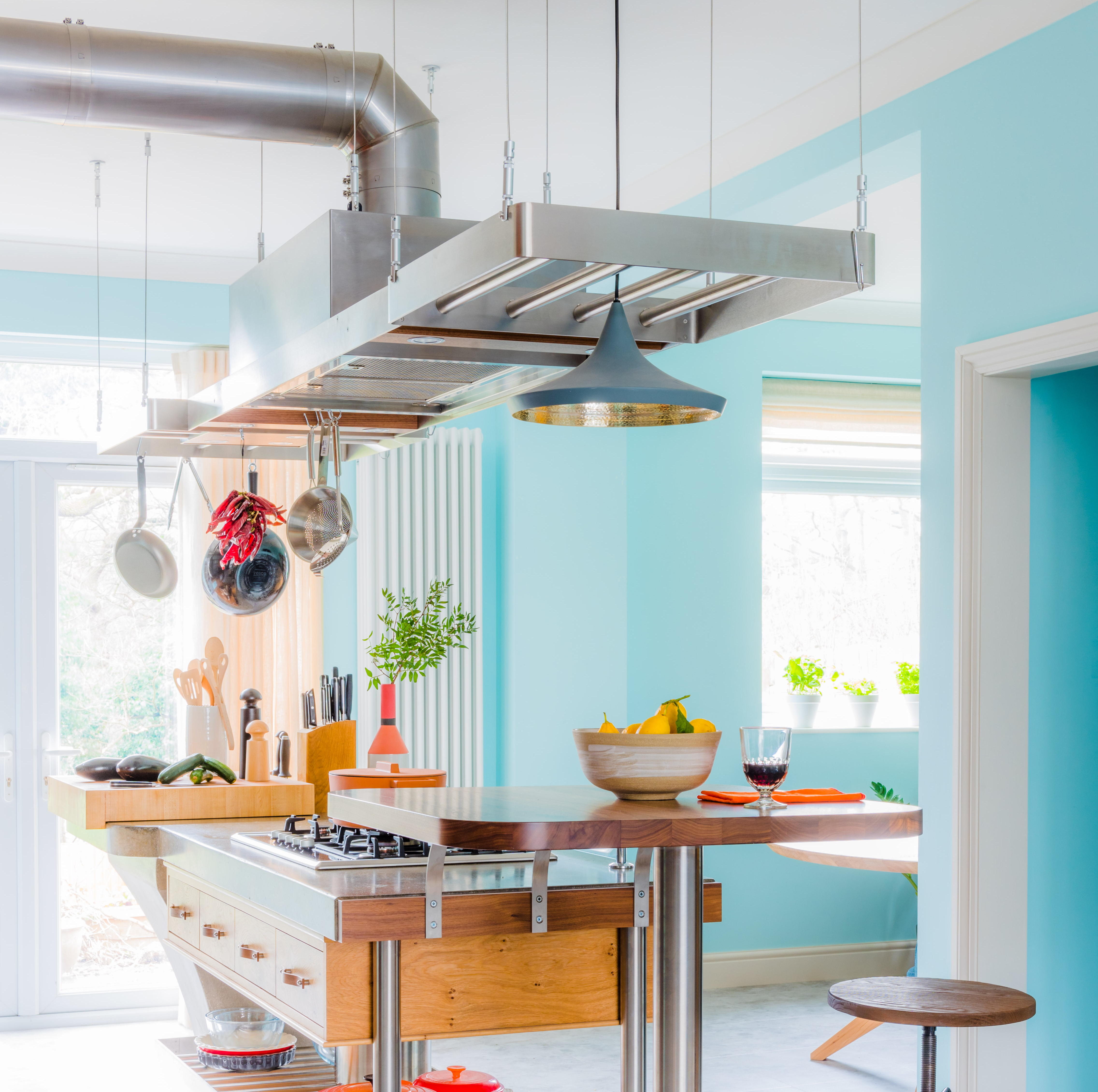 Clean Air Act: the essential extractor fan   Contemporary, custom ...