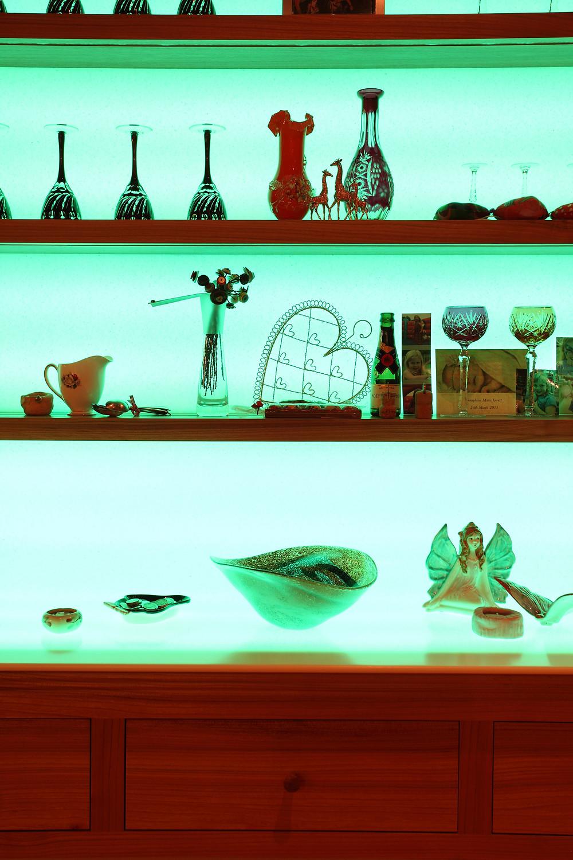 johnny grey light kitchen dresser