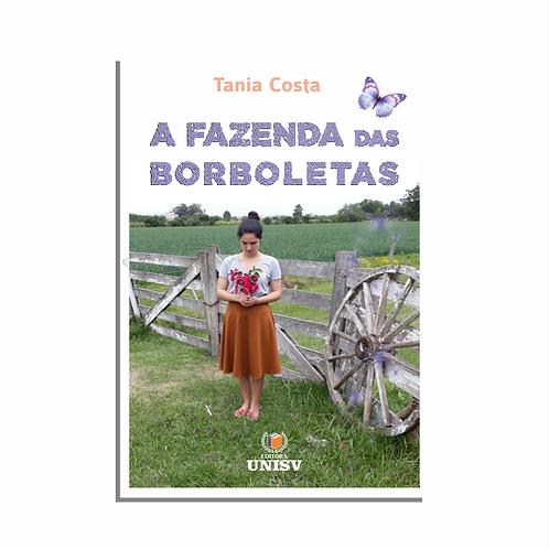 Livro A Fazenda das Borboletas