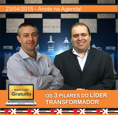 Jociandre e Raul Candeloro palestrantes