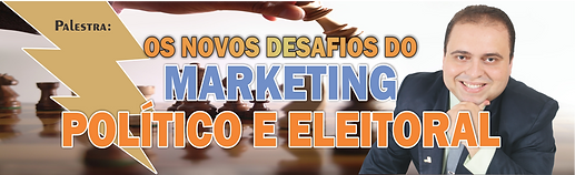 palestrante Marketing Político eleitoral consultor