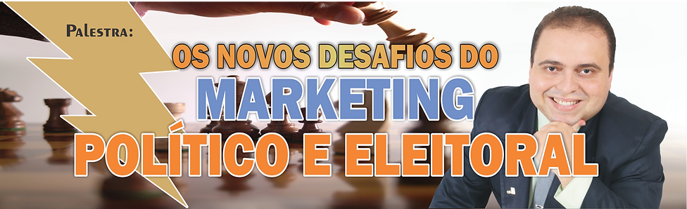 Marketing Politico Marketing eleitoral palestrante