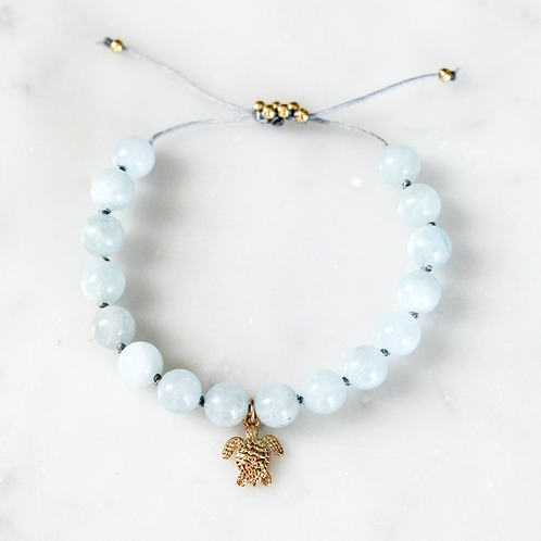 TRANQUILITY | MALA BRACELET | THE BEAUTIFUL NOMAD